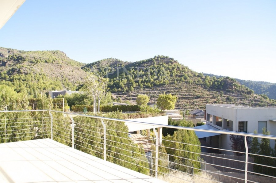 casas alfinach puzol vistas pineda luxury