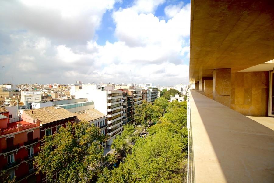 casas de lujo en valencia capital centro ciutat vella pineda
