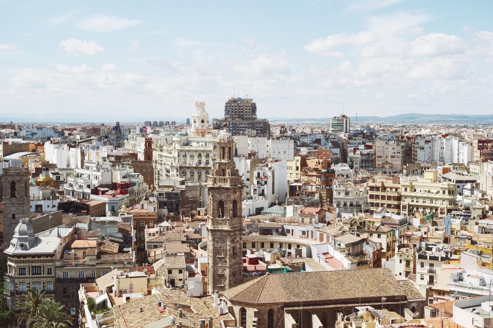 mercado residencial valencia ciudad