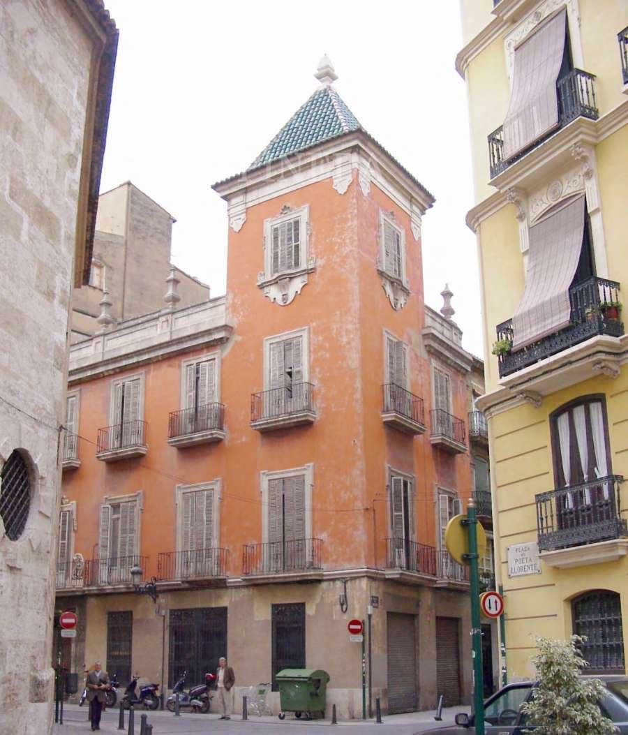 Comprar un inmueble singular en Valencia